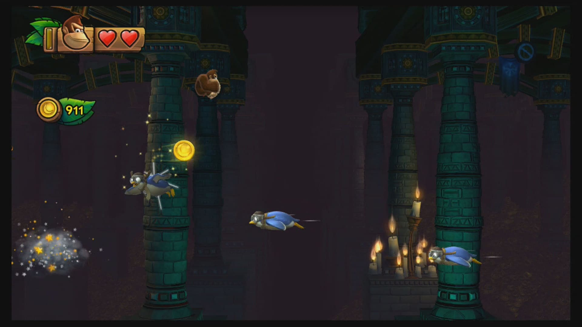 Donkey Kong Country: Tropical Freeze 2-K Bopopolis Screenshot