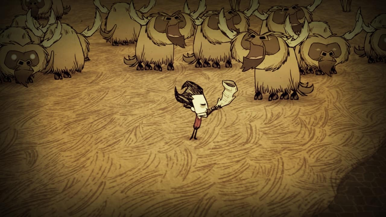 Don't Starve: Nintendo Switch Edition Review Screenshot 1