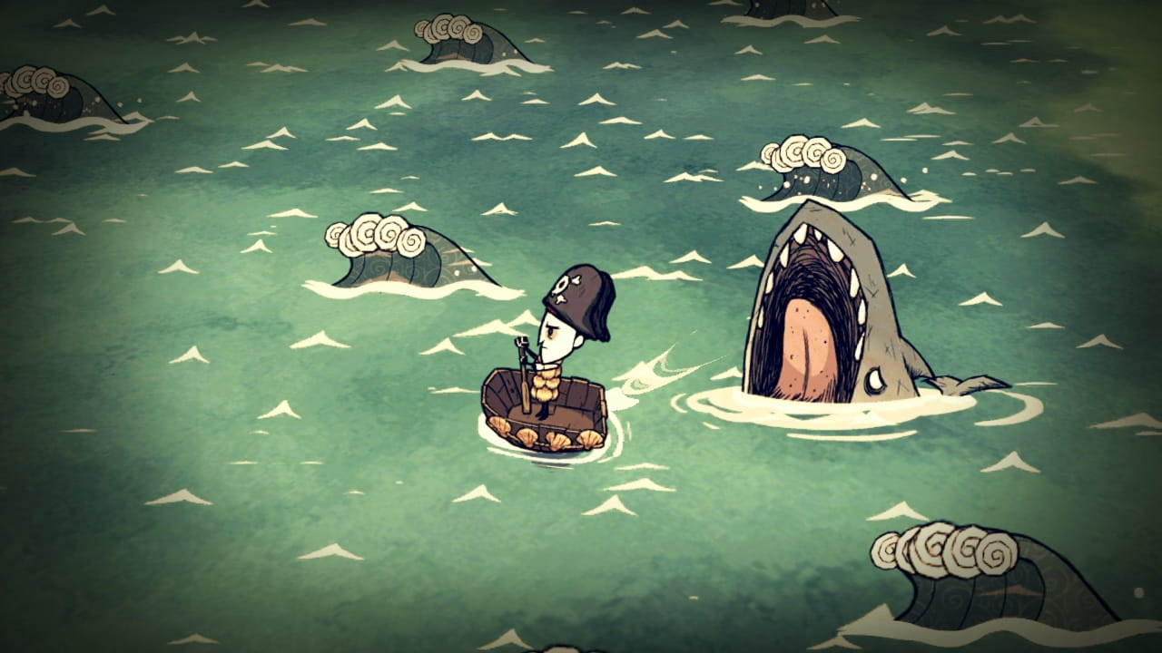 Don't Starve: Nintendo Switch Edition Review Screenshot 2