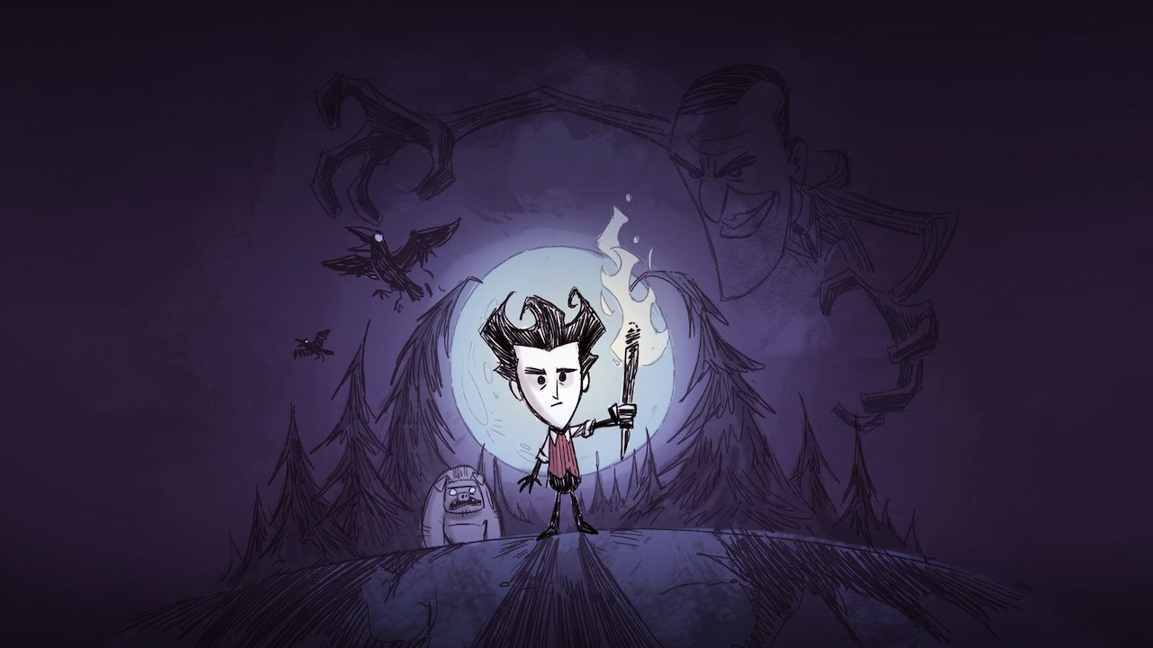 Don't Starve: Nintendo Switch Edition Review Header