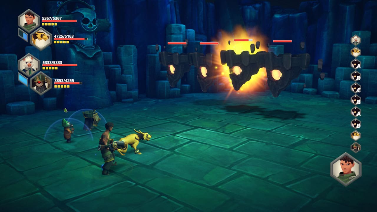 Earthlock Review Screenshot 2