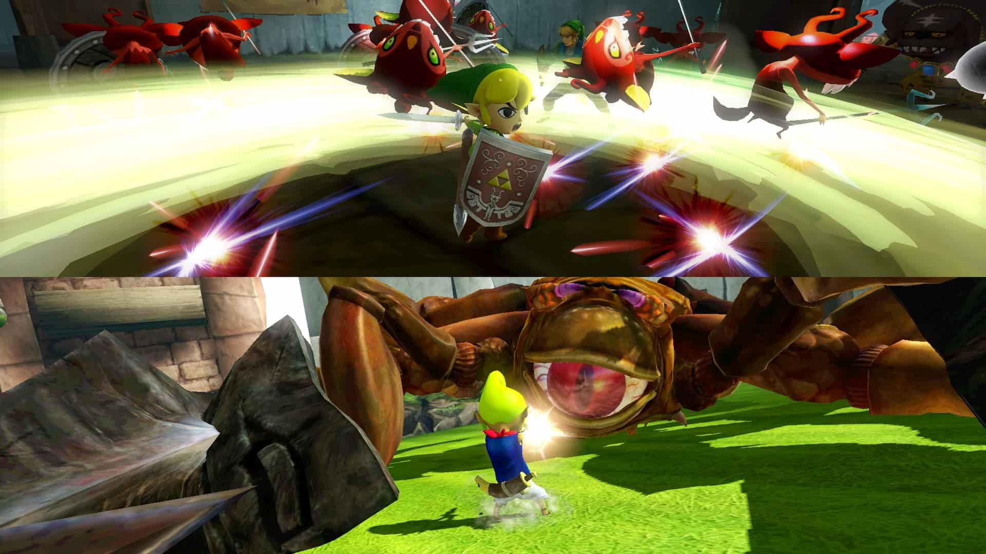 Hyrule Warriors: Definitive Edition Review Screenshot 3