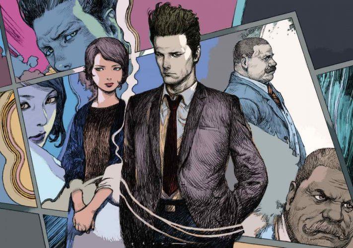 Jake Hunter Detective Story: Ghost Of Dusk Artwork