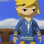 Link Tired Zelda: The Wind Waker Screenshot