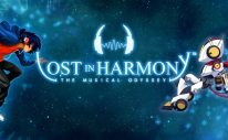 Lost In Harmony Artwork