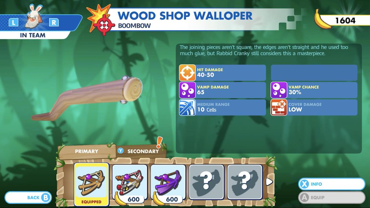 Mario + Rabbids Kingdom Battle: Donkey Kong Adventure Preview Screenshot 3