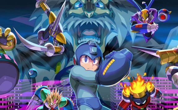 Mega Man Legacy Collection 2 Review Header