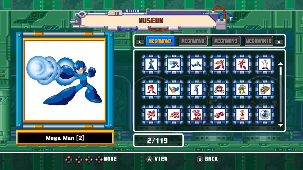 Mega Man Legacy Collection 2 Review Screenshot 2