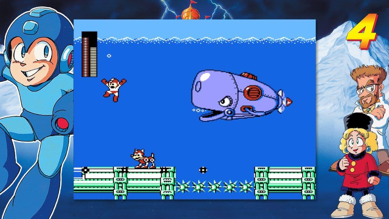 Mega Man Legacy Collection Review Screenshot 1