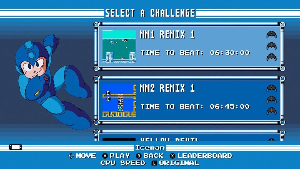 Mega Man Legacy Collection Review Screenshot 2