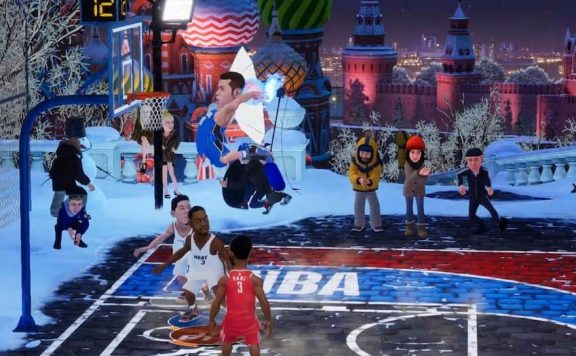 NBA Playgrounds 2 Screenshot