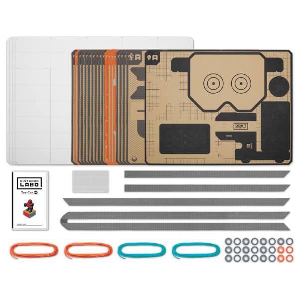 Nintendo Labo Toy-Con 02 Robot Kit Review Screenshot 1