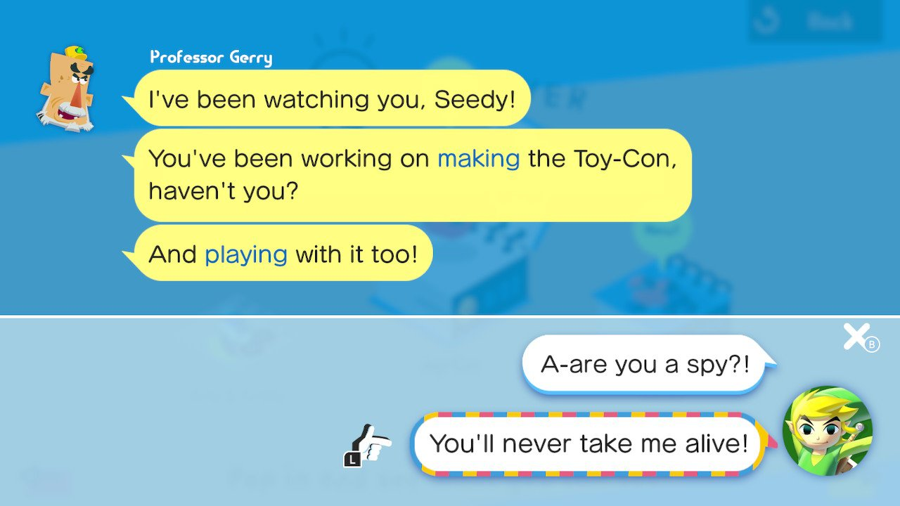 Nintendo Labo Toy-Con 02: Robot Kit Review Screenshot 4