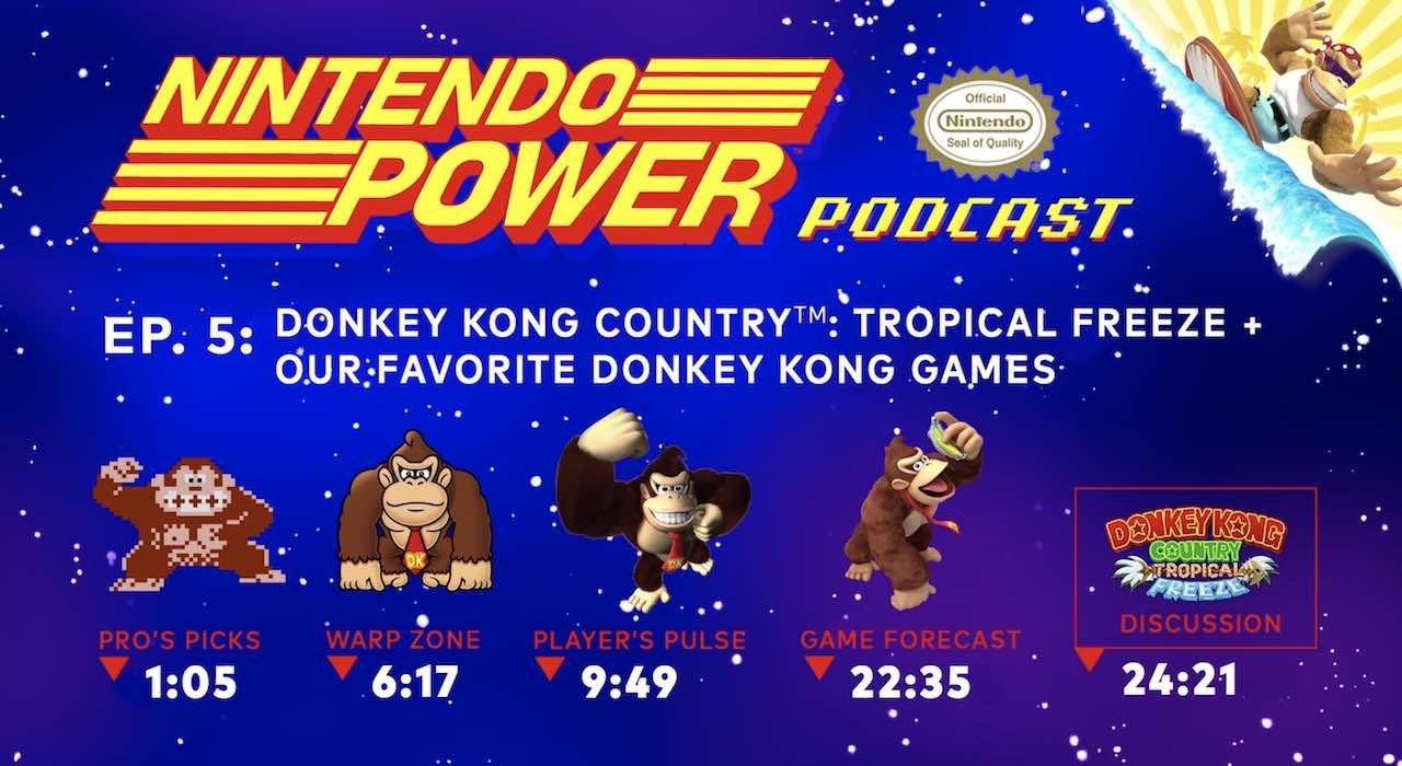 Nintendo Power Podcast Episode 5