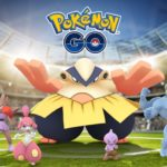 Pokémon GO Fighting Event Artwork