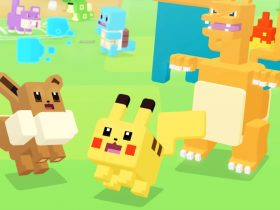 Pokémon Quest Artwork