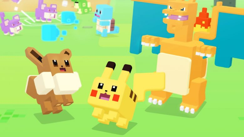 Pokémon Quest Artwork