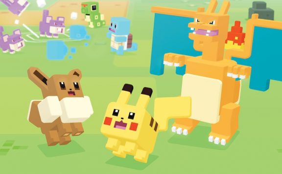 Pokémon Quest Key Art