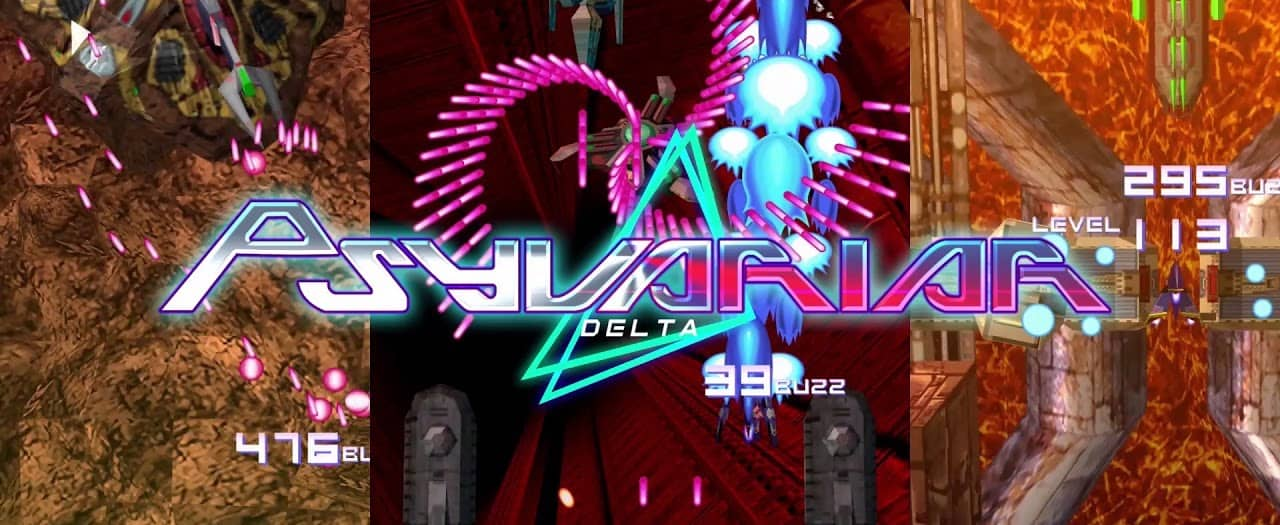 Psyvariar Delta Screenshot