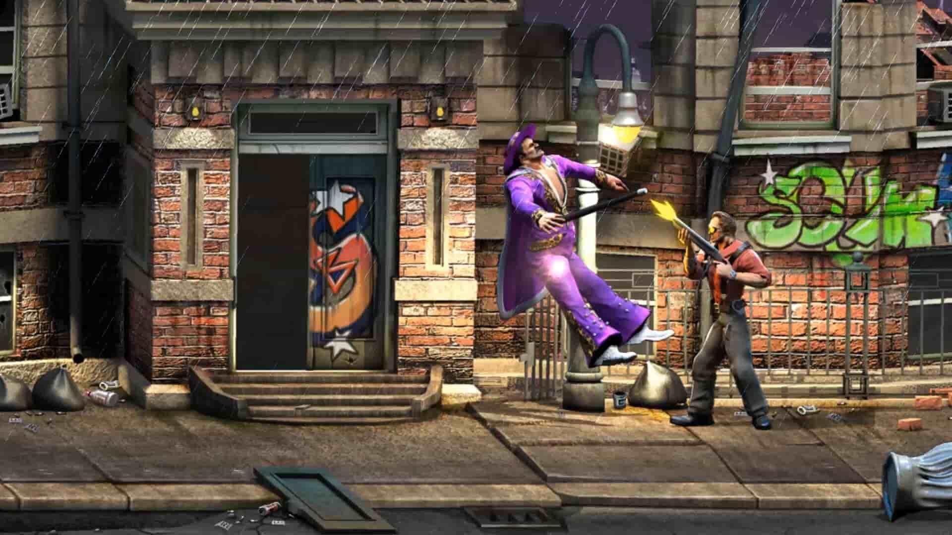 Raging Justice Review Screenshot 2
