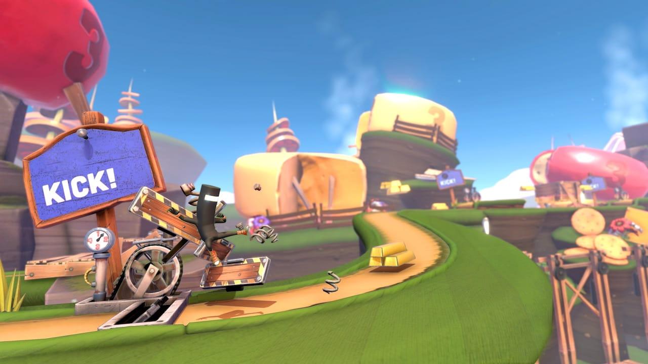 Runner3 Review Screenshot 1