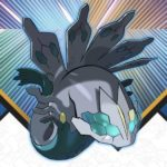 Shiny Zygarde Artwork