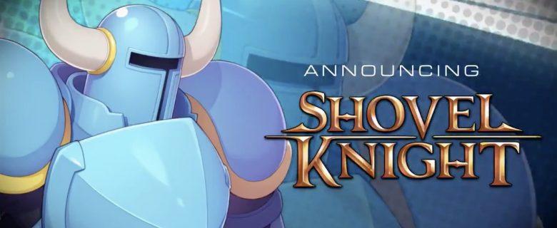 Shovel Knight Blade Strangers Artwork