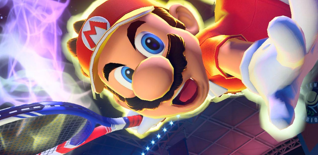 Special Shot Mario Tennis Aces Screenshot