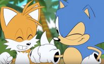 Tails Sonic Mania Adventures Screenshot