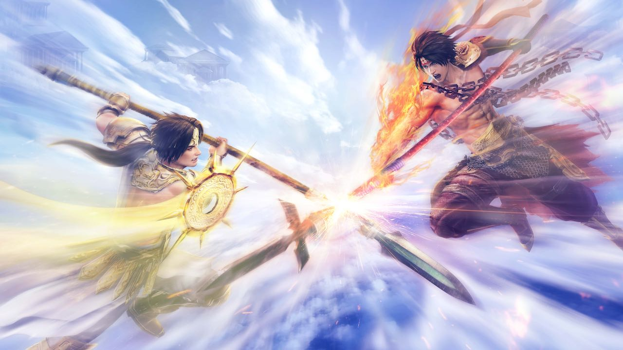 Warriors Orochi 4 Artwork