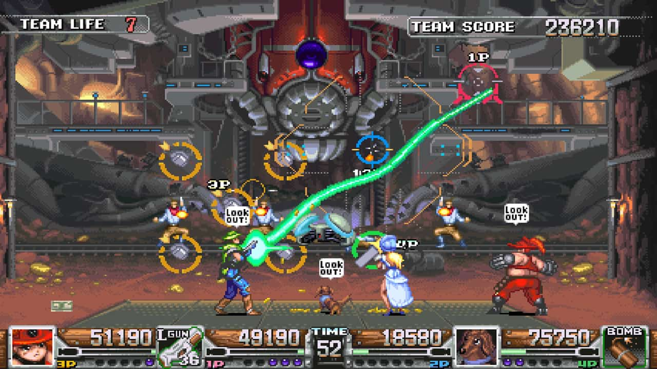 Wild Guns Reloaded Review Screenshot 2