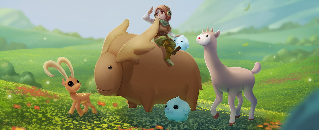 Yonder: The Cloud Catcher Chronicles Artwork