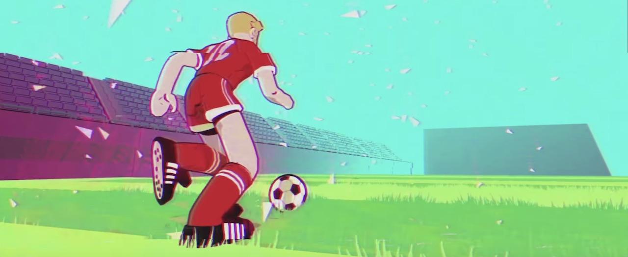 '90s Football Stars Screenshot