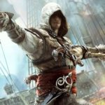 Assassin's Creed 4 Black Flag Artwork