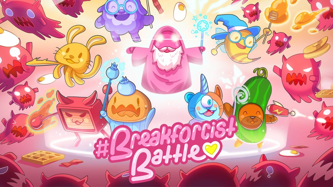 #Breakforcist Battle Review Header