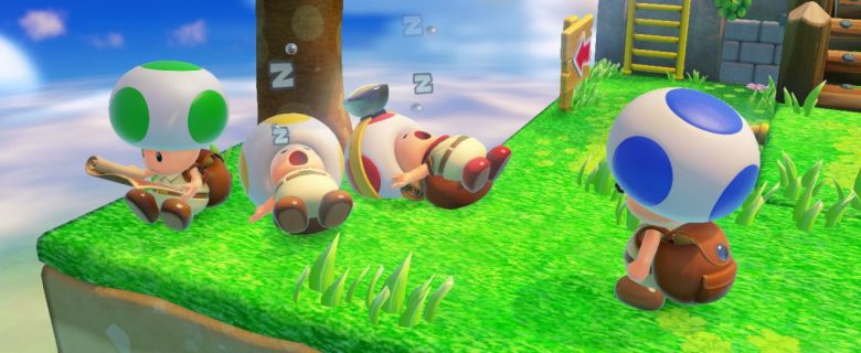 Captain Toad: Treasure Tracker Wii U Screenshot