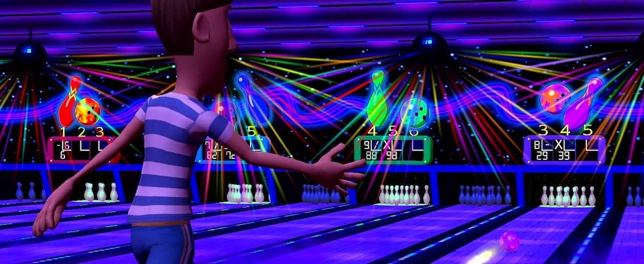 Carnival Games Screenshot