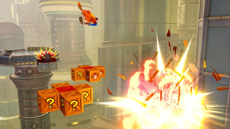 Crash Bandicoot N. Sane Trilogy bonus level 'Future Tense' announced