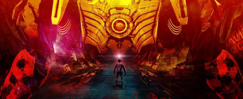 Daemon X Machina E3 2018 Artwork