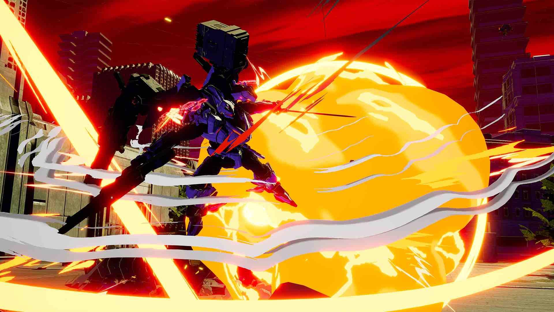 Daemon X Machina E3 2018 Screenshot 10