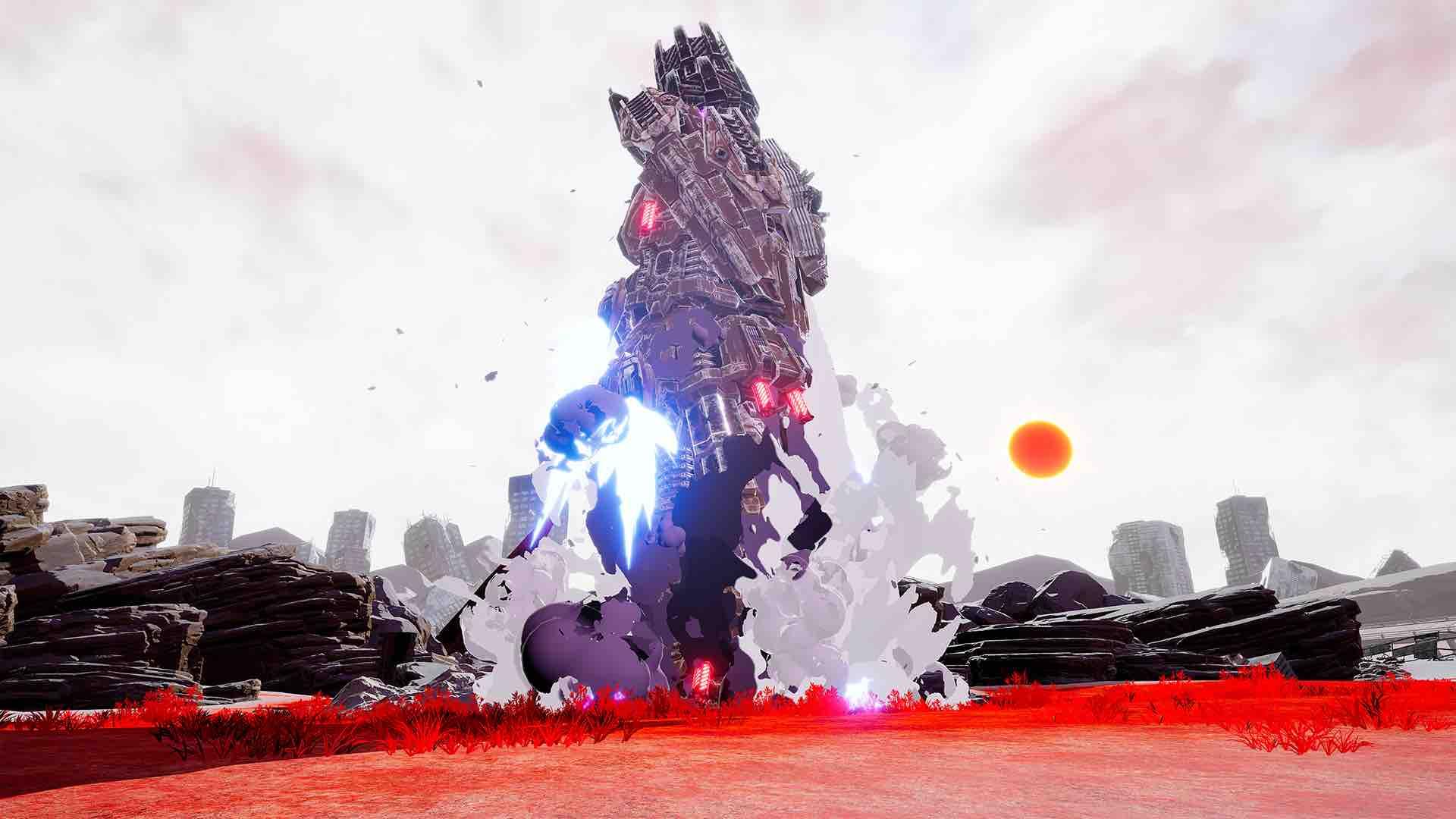 Daemon X Machina E3 2018 Screenshot 13
