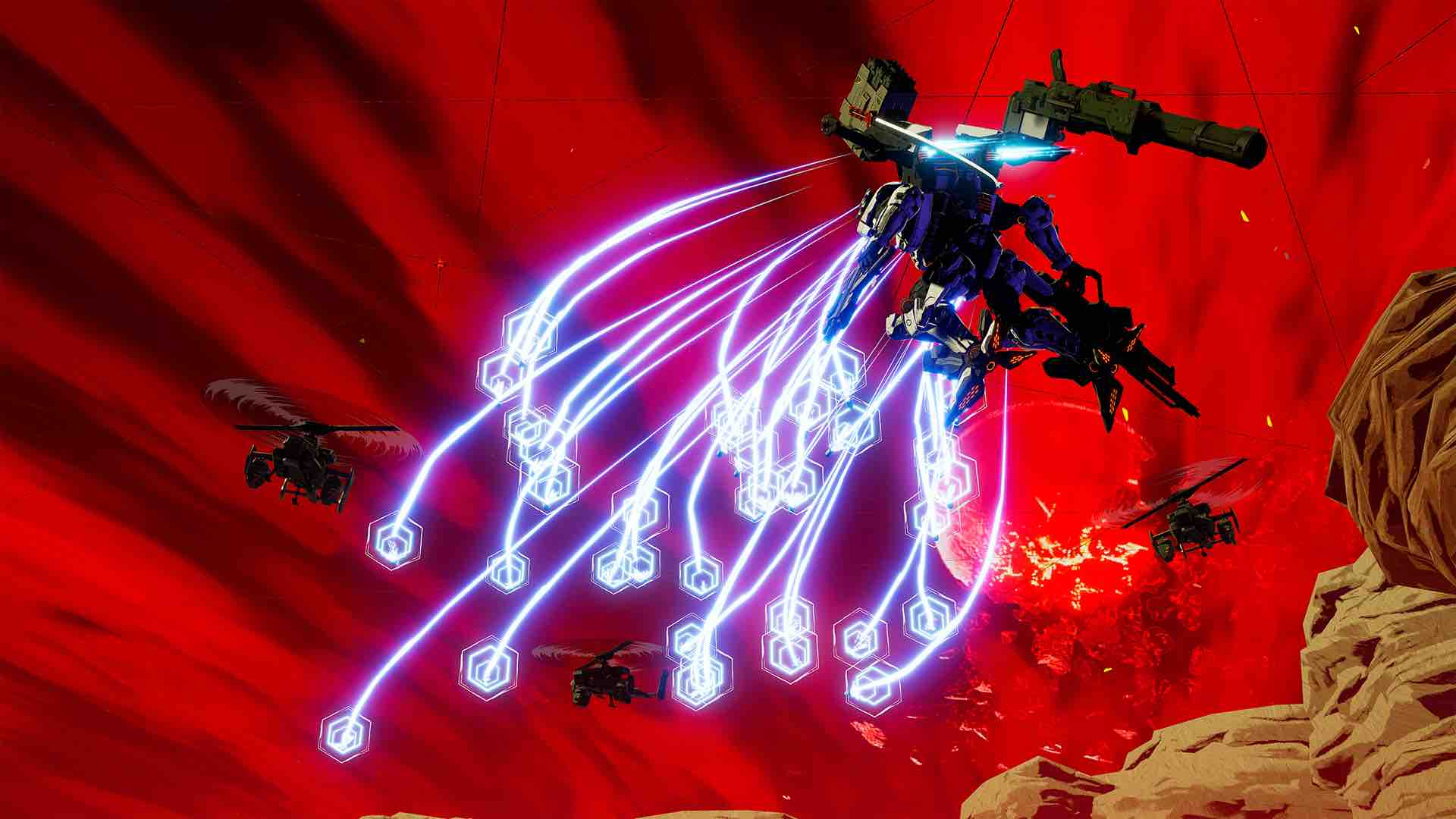 Daemon X Machina E3 2018 Screenshot 15