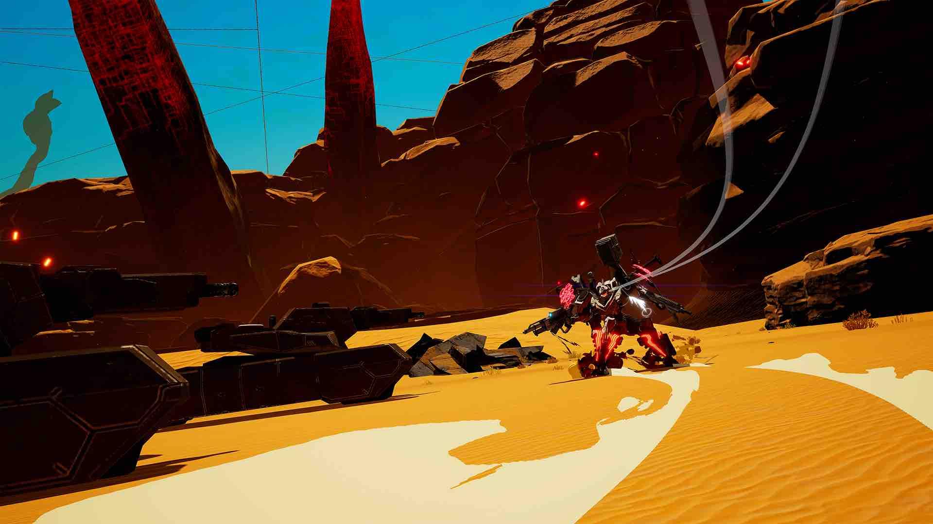 Daemon X Machina E3 2018 Screenshot 18