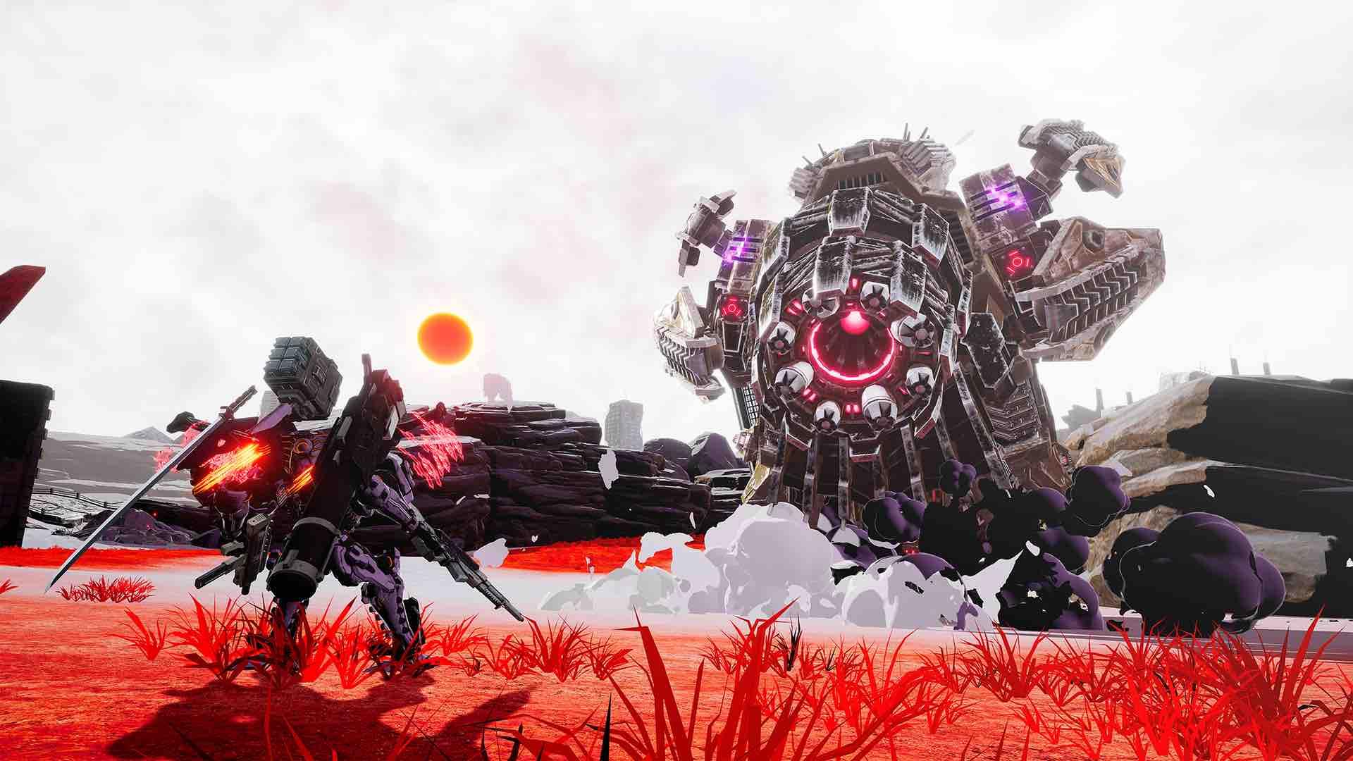 Daemon X Machina E3 2018 Screenshot 2