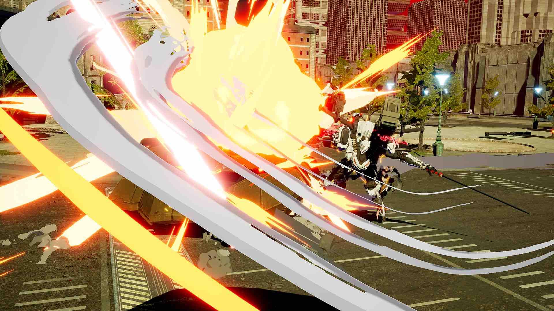 Daemon X Machina E3 2018 Screenshot 22