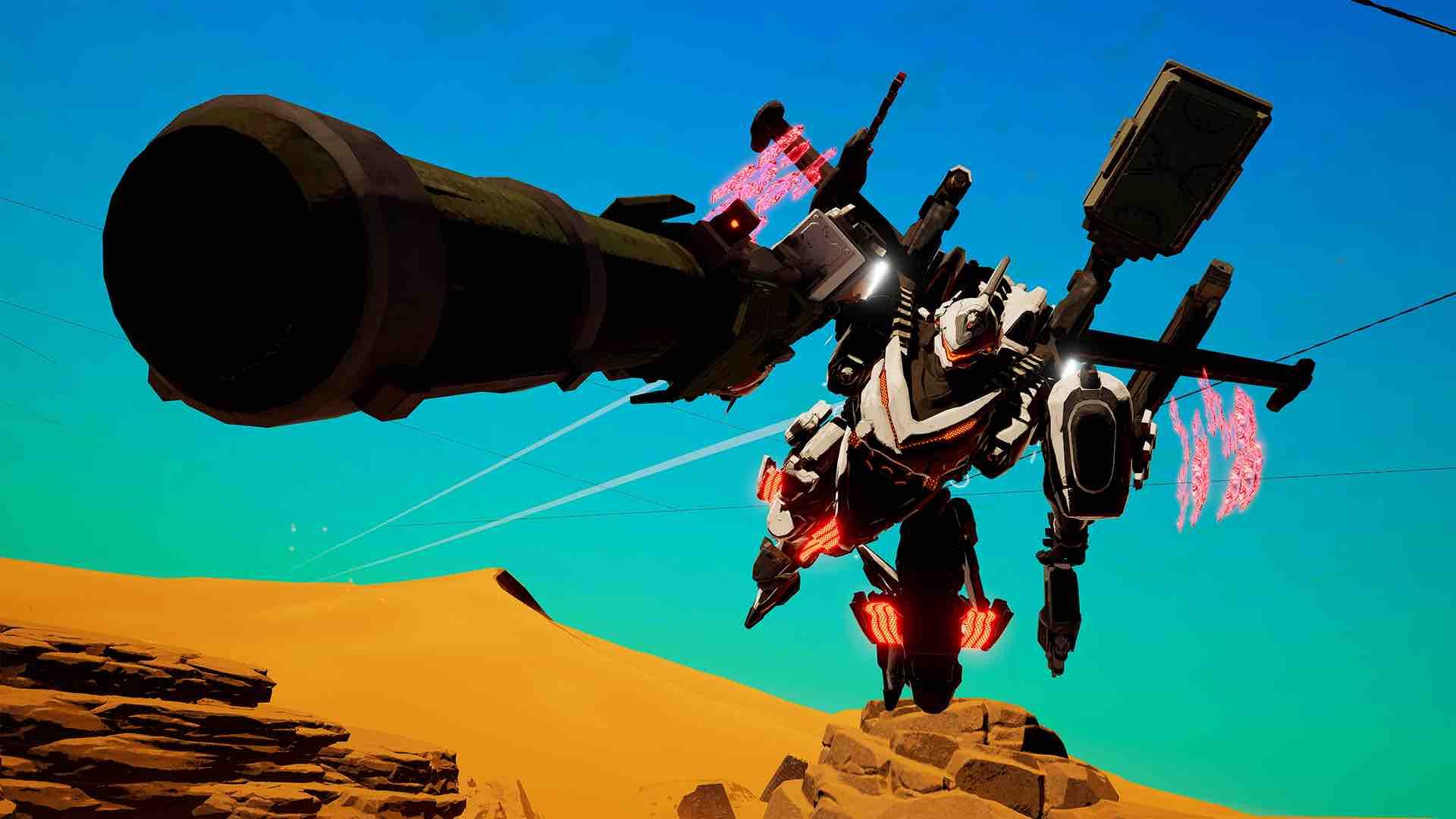 Daemon X Machina E3 2018 Screenshot 7