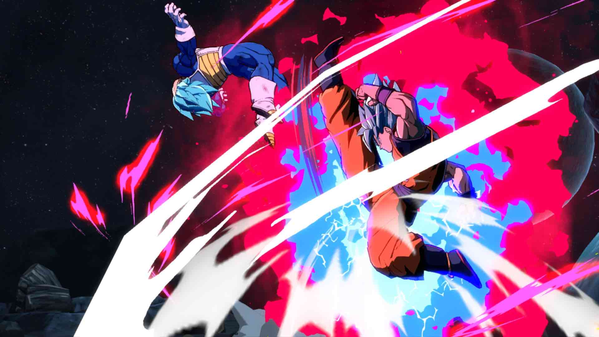 Dragon Ball FighterZ E3 2018 Screenshot 2