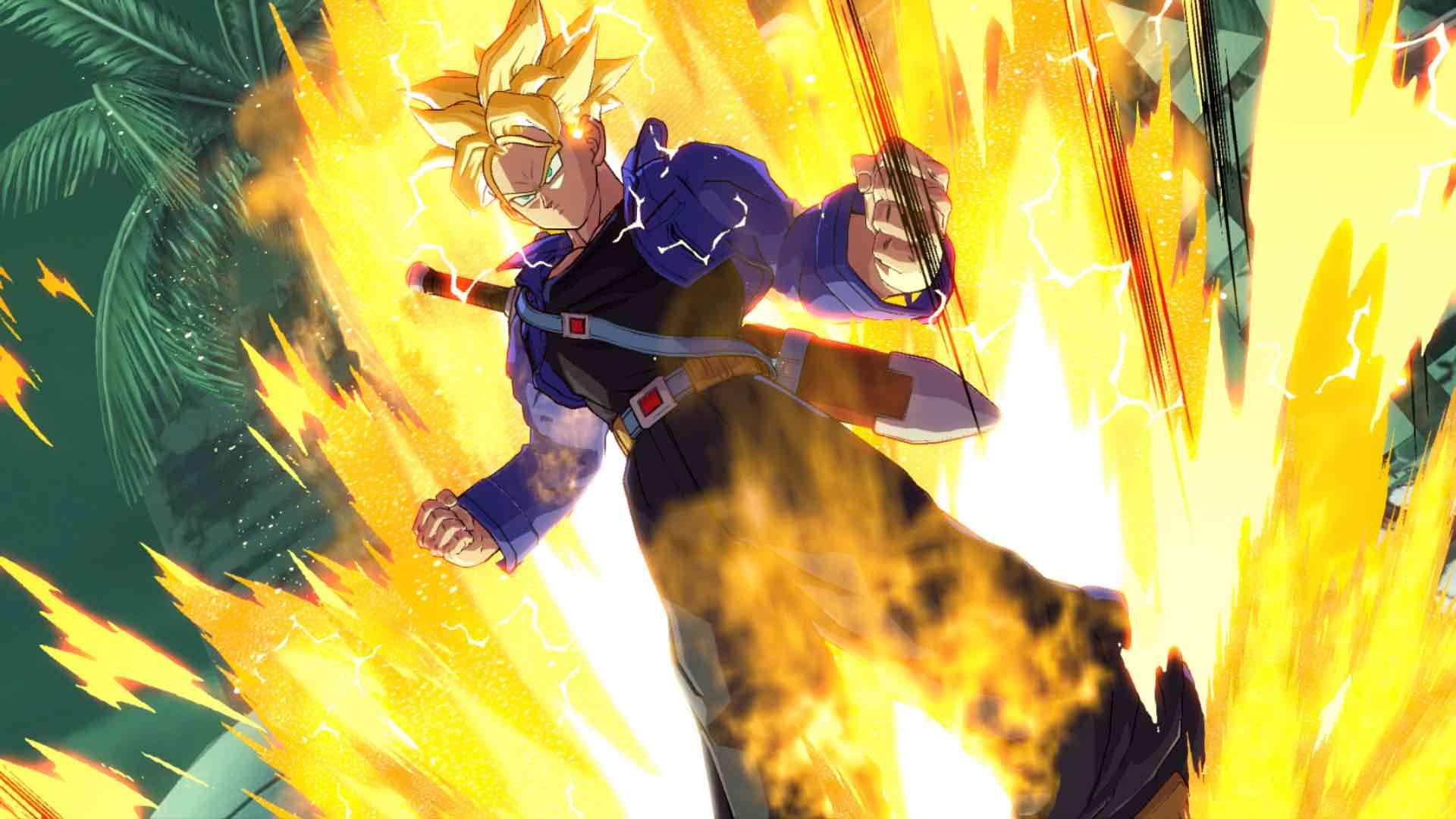 Dragon Ball FighterZ E3 2018 Screenshot 4