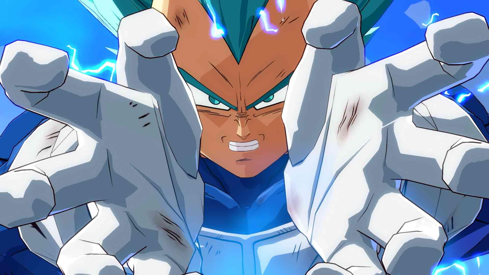 Dragon Ball FighterZ E3 2018 Screenshot 5