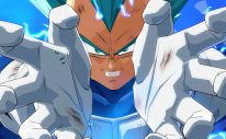 Dragon Ball FighterZ Vegeta Screenshot